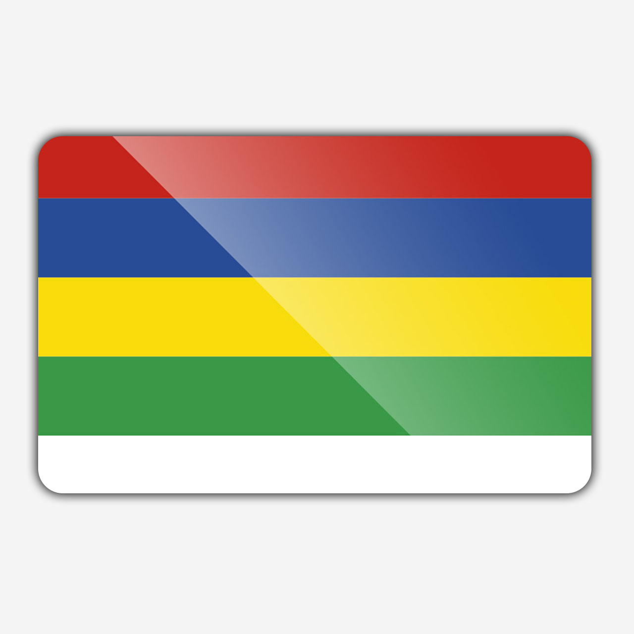 Vlag gemeente Terschelling