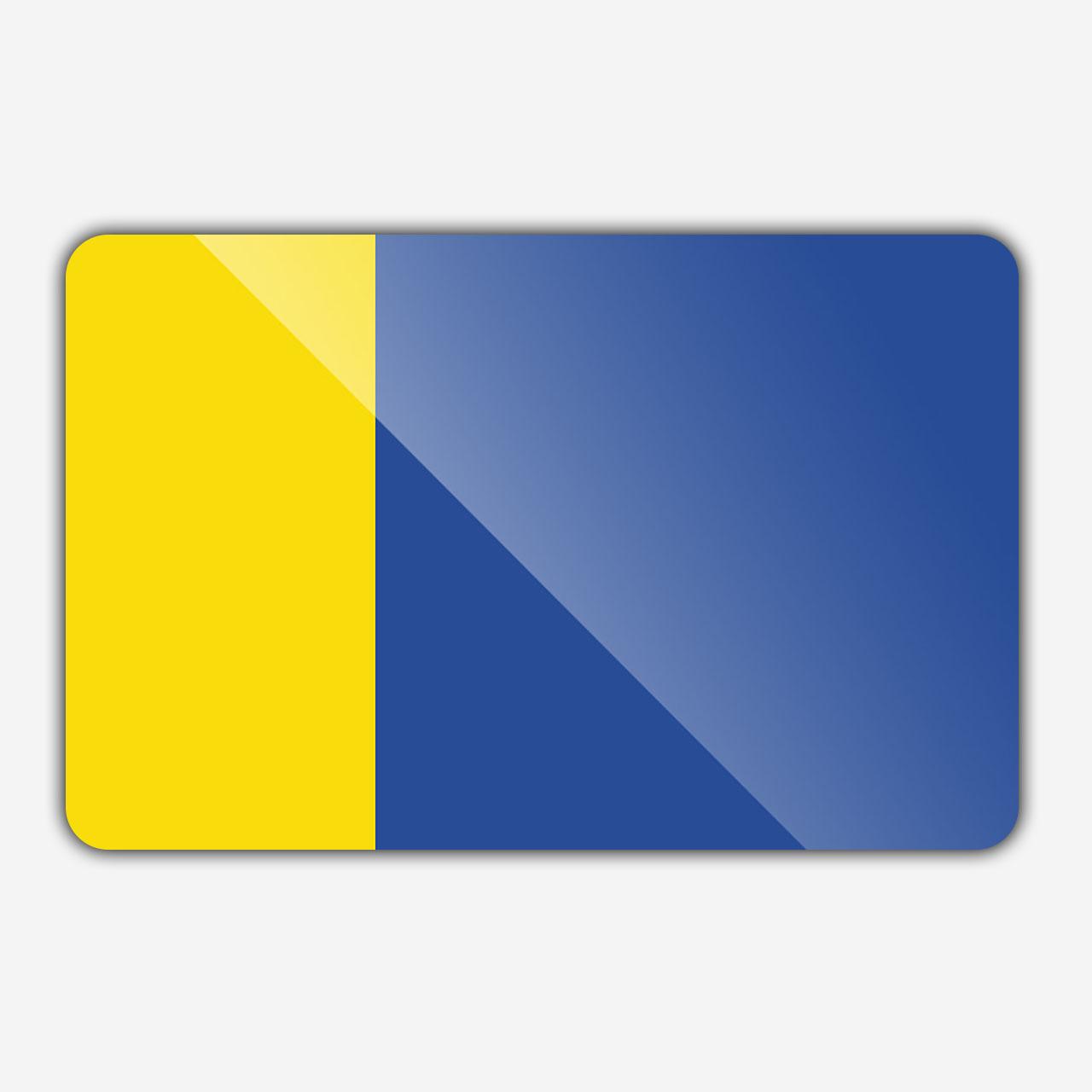 Vlag gemeente Uden
