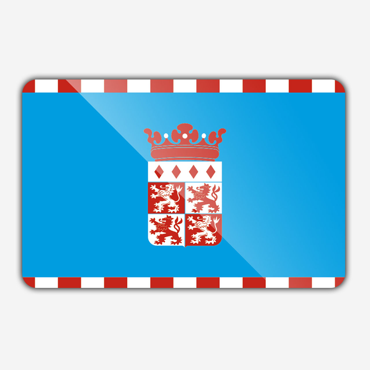 Vlag gemeente Veldhoven
