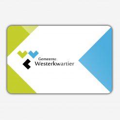Vlag gemeente Westerkwartier