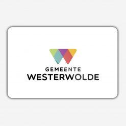 Vlag gemeente Westerwolde