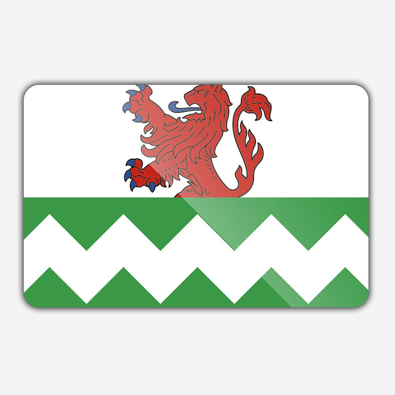 Vlag gemeente Westland