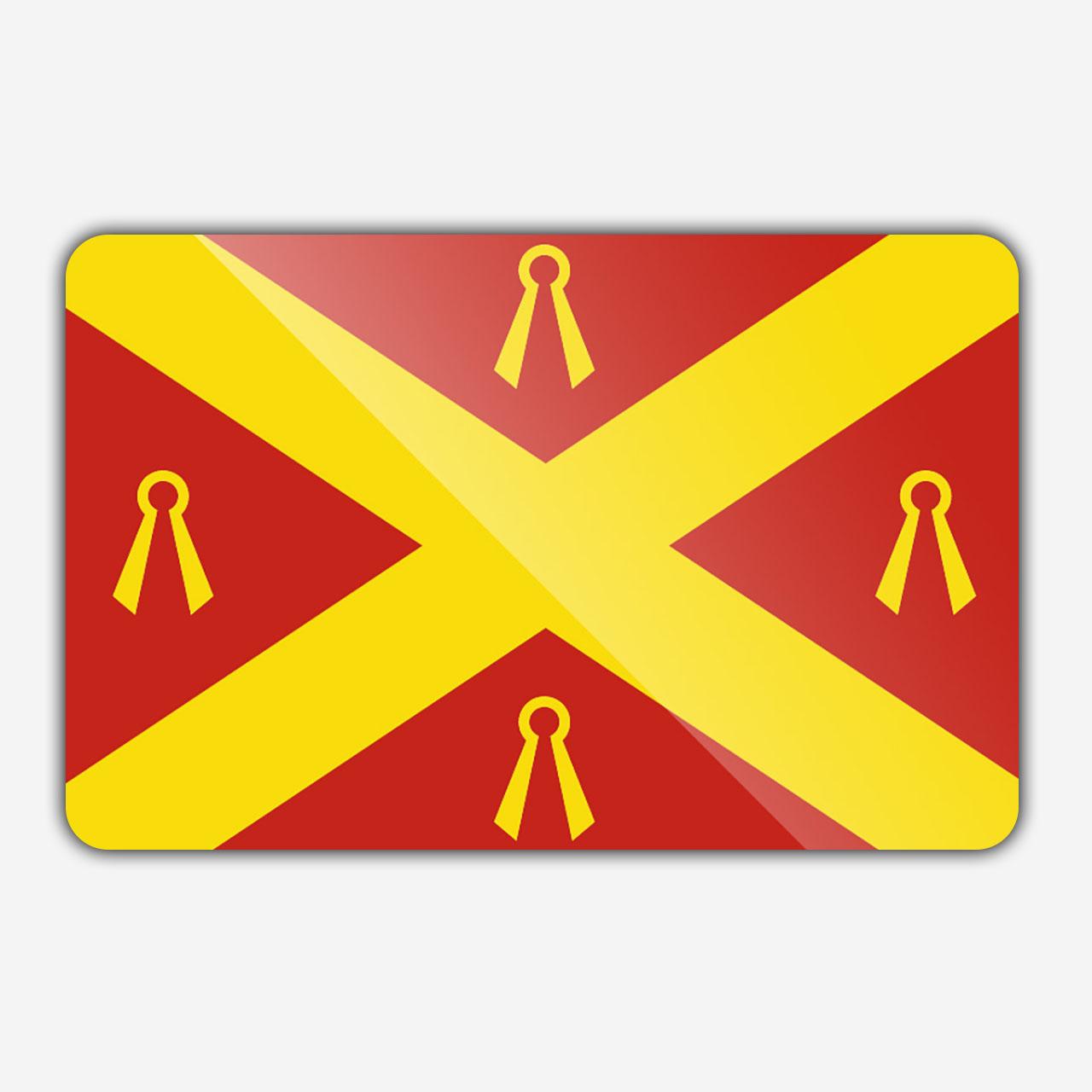 Vlag gemeente Wijchen