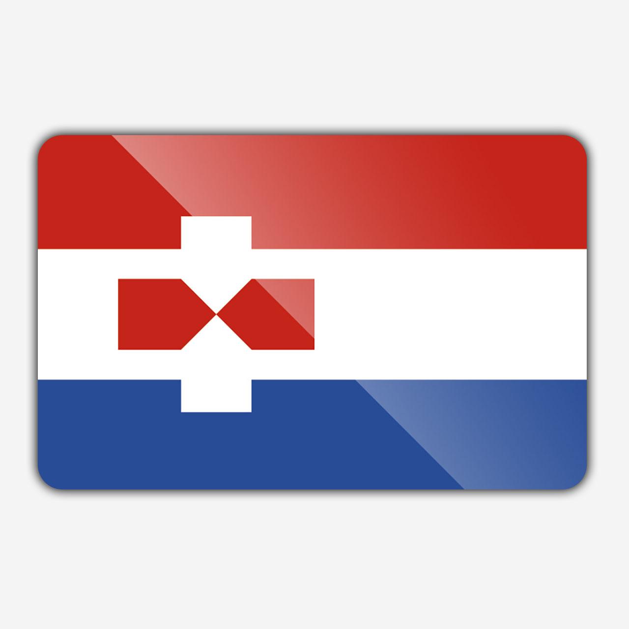 Vlag gemeente Zaanstad