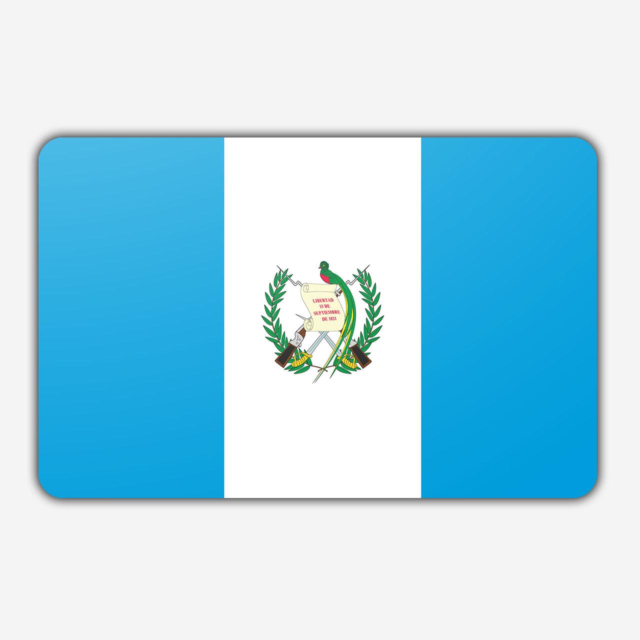 Vlag Guatemala