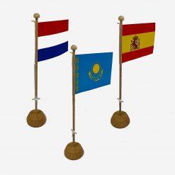 Tafelvlaggen landen
